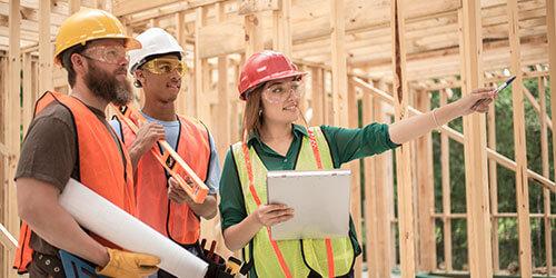 Formation Santé et sécurité sur les chantiers de construction