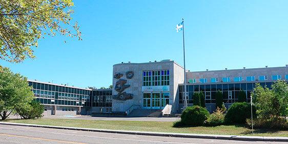 Centre de formation professionnelle Pavillon-de-l'Avenir Rivière-du-Loup