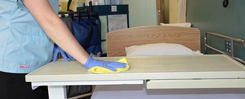 Formation AEP Hygiène et salubrité en milieux de soins - Centre de formation professionnelle Pavillon-de-l'Avenir RIvière-du-Loup, RDL, Kamouraska