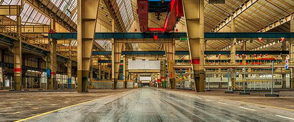 Formation Pont roulant, usine, palan, gréage