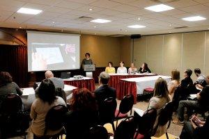 Conférence francisation Commission scolaire de Kamouraska-RIvière-du-Loup