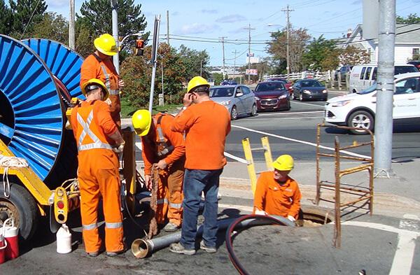 Formation travail en espace clos Rivière-du-Loup Pavillon-de-l'Avenir professionnel service aux entreprises SAE métier municipal chantier construction industriel