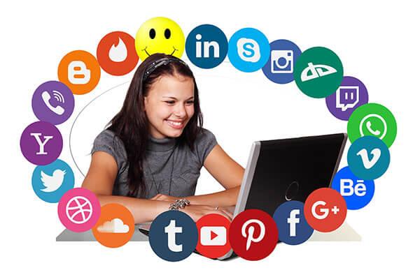 Nétiquette médias sociaux social réseaux Commission scolaire de Kamouraska-Rivière-du-Loup Facebook