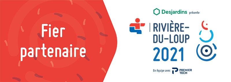 Jeux du Québec 2021, Rivière-du-Loup, sport, événement province